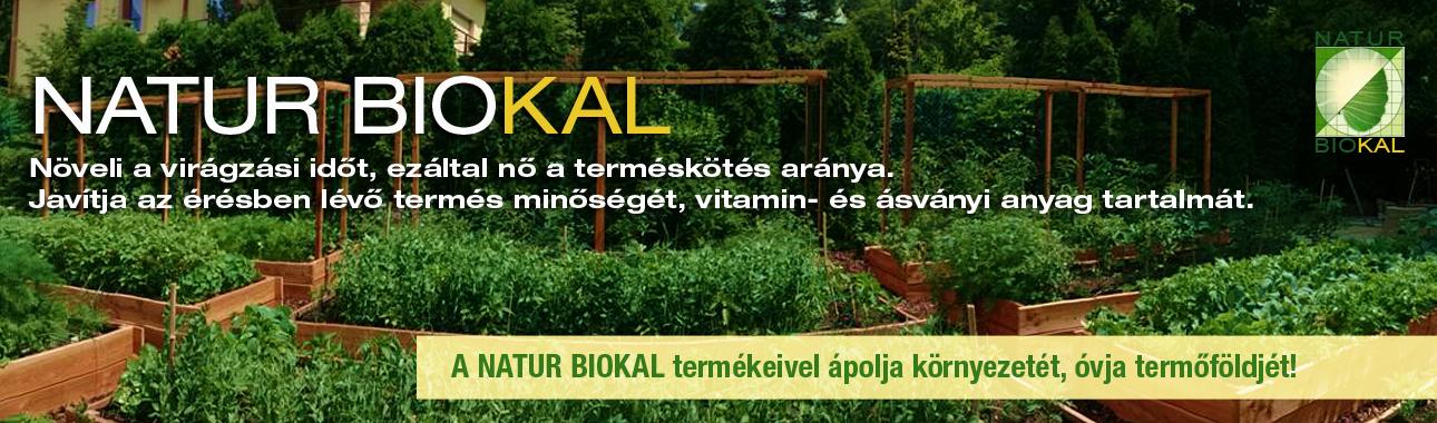 BIOKAL 02 természetes növényerősítő és növényvédő szer